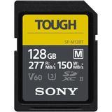 Sony 128GB SF-M Tough Series UHS-II SDXC Memory Card SFM128T/T1