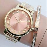 Michael Kors Accessories | Brand New Michael Kors Ladies Watch | Color: Tan | Size: Os