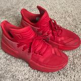 Adidas Shoes   Adidas Damian Lillard Dame 3   Color: Red   Size: 8.5