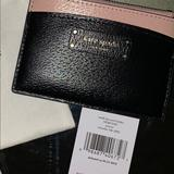 Kate Spade Bags | Authentic Kate Spade Credit Card Wallet | Color: Black | Size: Os