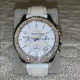 Michael Kors Accessories   Beautiful Michael Kors Watch   Color: White   Size: Os