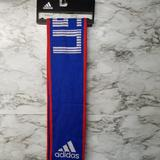 Adidas Accessories | Adidas Usa Soccer Scarf Red Blue New Blue | Color: Blue/Red | Size: Os