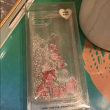 Victoria's Secret Accessories | Brand New Victoriasecret Hardcase For Iphone66s7 | Color: Silver | Size: Os