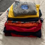 Adidas Bottoms   Boys M Bundle! Shorts And Ts   Color: Orange/Yellow   Size: Mb