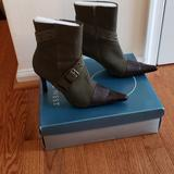 Nine West Shoes | Boots | Color: Brown/Green | Size: 9
