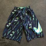 Nike Swim   Boys Size Large Nike Swim Trunks   Color: Blue/Green   Size: Lg