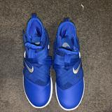 Nike Shoes | Brand New Lebrons!!!! Never Worn | Color: Blue/White | Size: 5.5