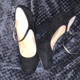Nine West Shoes   Black Mary Jane Heels   Color: Black   Size: 7.5