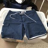 J. Crew Swim | Brand New J Crew Swim Trunks | Color: Blue/White | Size: 33