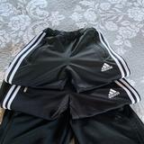 Adidas Bottoms | Adidas Kids Training Pants Yxs, Ys & Ym | Color: Black/White | Size: Various
