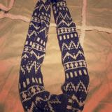American Eagle Outfitters Accessories | American Eagle Scarf Gently Used | Color: Gray | Size: Os