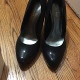 Nine West Shoes   Black Pointy Toe Heels   Color: Black   Size: 9.5