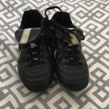 Nike Shoes | Boys Football Or Soccer Cleats Size 12 Childrens | Color: Black/Yellow | Size: 12b
