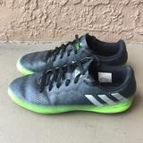 Adidas Shoes | Boys Adidas Lionel Messi Soccer Cleats Size 4 | Color: Black/Green | Size: 4b