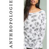 Anthropologie Tops   Anthropologie 'Imrie' Organic Cottom Anderson Top   Color: Black/White   Size: M