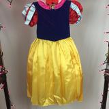Disney Costumes | Authentic Walt Disney World Snow White Costume | Color: Blue/Yellow | Size: 7-8