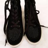 American Eagle Outfitters Shoes   American Eagle Outfitters Sneaker Style Wedge Shoe   Color: Black   Size: 10