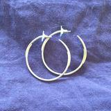 J. Crew Jewelry   J Crew Hoop Earrings   Color: Gold   Size: Os
