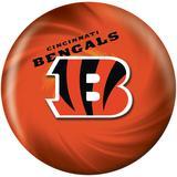 """Cincinnati Bengals Bowling Ball"""