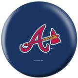 """Atlanta Braves Bowling Ball"""