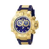Invicta Men's 5515 Subaqua Collection Gold-Tone Chronograph Watch