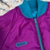Columbia Jackets & Coats | Columbia Reversible Jacket | Color: Purple | Size: M