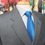 Ralph Lauren Suits & Blazers   42 Long- Ralph Lauren Mens 100% Wool Blazersport   Color: Gray/Purple   Size: 42l