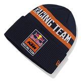 Red Bull KTM New Era Racing Team Beanie, Blue Unisex Hat, KTM Factory Racing Original Clothing & Merchandise