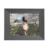 Aura Frames 9-Inch Mason Digital Photo Frame, Grey