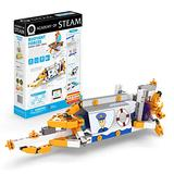 Engino - Academy of Steam Toys | Buoyant Forces: Buoyancy, Weight & Density - STEM Building Toy with Learning Activities & Experiments (4 Model Options) | Perfect for Home Learning