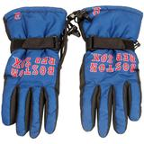 """""""Boston Red Sox Team Color Insulated Gloves"""""""
