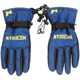 Michigan Wolverines Team Color Insulated Gloves
