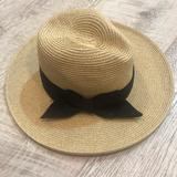 Nine West Accessories   Brand New Nine West Hat   Color: Black/Tan   Size: Os