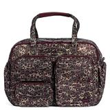 Lug Unisex-Adult Puddle Jumper Overnight/Gym Bag Duffel, Leopard Berry, One Size