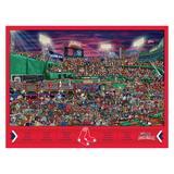 Boston Red Sox 500-Piece Joe Journeyman Puzzle