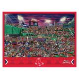 """Boston Red Sox 500-Piece Joe Journeyman Puzzle"""