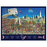 """Houston Texans 500-Piece Joe Journeyman Puzzle"""