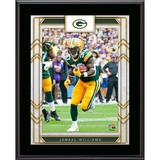 """""""Fanatics Authentic Jamaal Williams Green Bay Packers 10.5"""""""" x 13"""""""" Player Sublimated Plaque"""""""