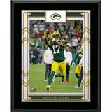"""Fanatics Authentic Davante Adams Green Bay Packers 10.5"""" x 13"""" Player Sublimated Plaque"""