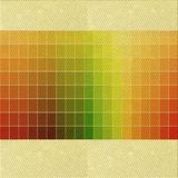 East Urban Home Striped Wool Area Rug Polyester/Wool in Yellow, Size 60.0 H x 60.0 W x 0.35 D in   Wayfair 646EF9BB1EAC4BCFB0C29BF2DBD8F292