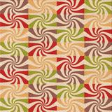East Urban Home Abstract Area Rug Polyester/Wool in Orange, Size 48.0 H x 48.0 W x 0.35 D in   Wayfair D889A69A774F40268B9E00AFE4E11C04