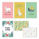 Cavepop Easter Cards w/ Envelopes - Set Of 36 in Green, Size 6.0 H x 4.0 W x 0.05 D in   Wayfair HCS-ESTRCD-WT
