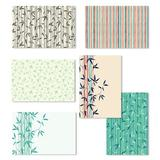 Cavepop Blank Bamboo Greeting Cards - Set Of 36 in Green, Size 6.0 H x 4.0 W x 0.05 D in | Wayfair HCS-BBNCCD-WT