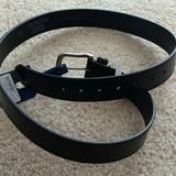 Levi's Accessories | Denizen Levi'S Black Belt | Color: Black | Size: Xl(40-44)