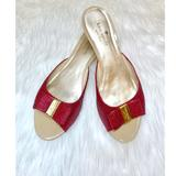 Kate Spade Shoes   Kate Spade Dorothy Glittersandal!   Color: Red/Tan   Size: 8.5
