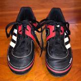 Adidas Shoes | Boys Adidas Soccer Cleats | Color: Black/Red | Size: 12k