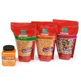 """Wabash Valley Farms Popcorn Variety Pack in Red, Size 9""""H X 6""""W X 4""""D 