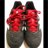 Adidas Shoes | Adidas Kids Soccer Cleats | Color: Black/Red | Size: 2.5b
