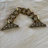Rebecca Minkoff Jewelry   Rebecca Minkoff Magnetic Bracelet   Color: Gold/Gray   Size: Os