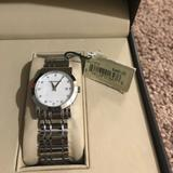 Burberry Accessories | Burberry - Gents Heritage Stainless Steel Watch | Color: Silver | Size: Os